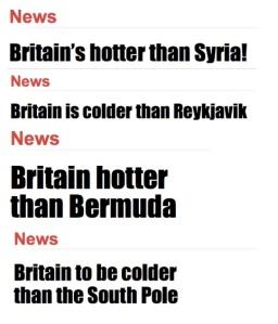 Hotter:Colder