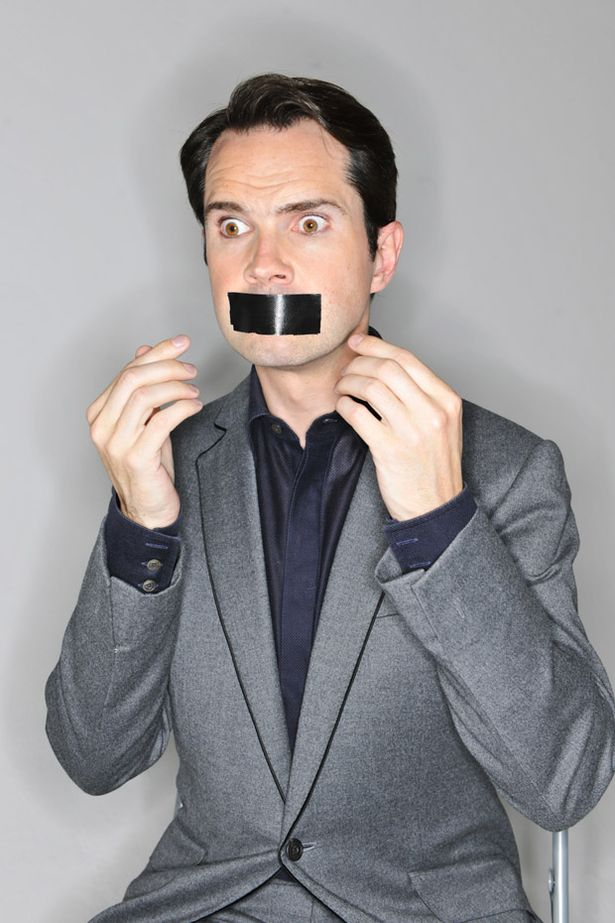 Jimmy Carr will *not* be involved in this operation.
