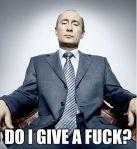 Putin So Fuck Off