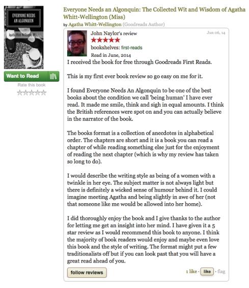 Agatha Review